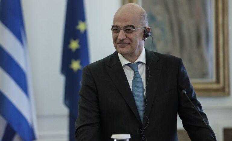 Αυστηρό μήνυμα Δένδια στη Βόρεια Μακεδονία: Τηρείστε τη Συμφωνία των Πρεσπών