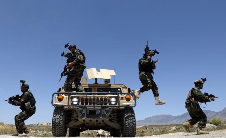 Αφγανιστάν: Οι Αμερικανοί παραδίδουν την ιστορική βάση στην Μπαγκράμ μέχρι τις 20 Ιουνίου