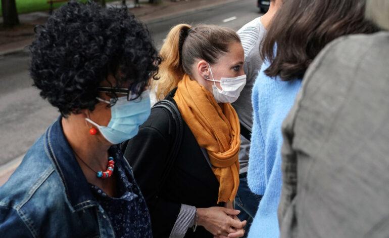 Βαλερί Μπακό: Κατέρρευσε στο δικαστήριο η Γαλλίδα που σκότωσε τον βιαστή πατριό και σύζυγό της