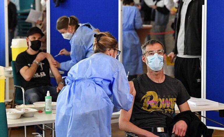 Γερμανία: Επιταχύνεται η διαδικασία εμβολιασμού εξαιτίας της μετάλλαξης Δέλτα του κορονοϊού