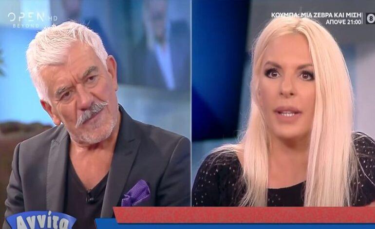 Γιαννόπουλος για αντιεμβολιαστές: Υπάρχουν κάποιοι ηλίθιοι, που λένε ότι θέλουν να μας βάλουν διάφορα