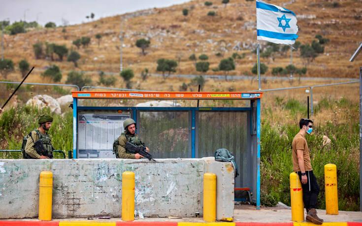 Γυναίκα στη Δυτική Όχθη οπλισμένη με μαχαίρι σκοτώθηκε από Ισραηλινό συνοριοφύλακα
