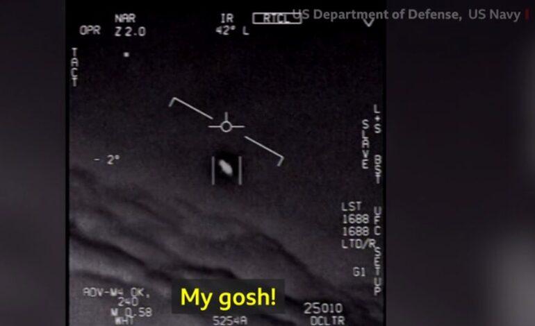 «Διαστημόπλοια και εξωγήινη τεχνολογία»: Τι γνωρίζουμε για την πολυναναμενόμενη έκθεση των ΗΠΑ για τα UFO