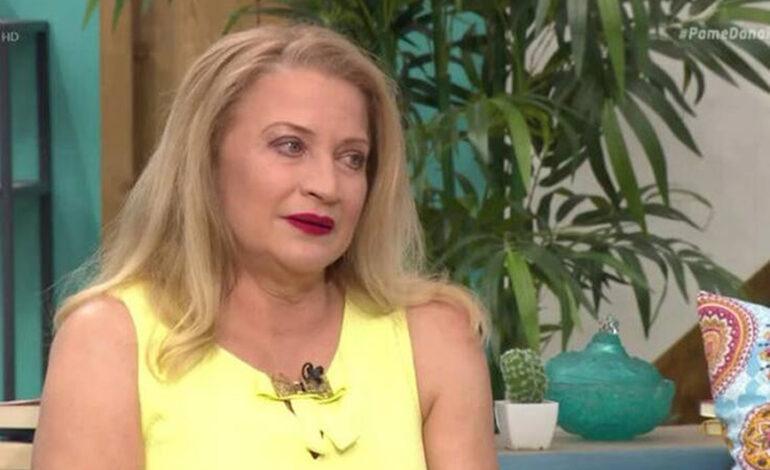 Ελένη Κρίτα: Ζηλεύω τους ανθρώπους που γερνάνε μαζί χέρι – χέρι