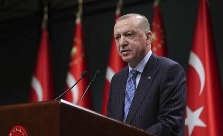 Ερντογάν: Ανακαλύφθηκαν άλλα 135 δισ. κυβικά μέτρα φυσικού αερίου στη Μαύρη Θάλασσα