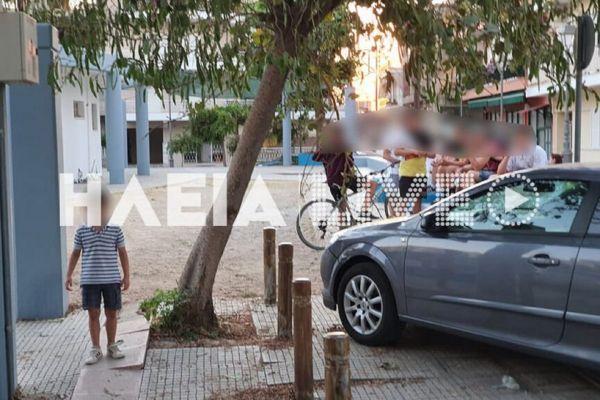 Ηλικιωμένος απείλησε με όπλο παιδιά γιατί… τον ενοχλούσαν που έπαιζαν