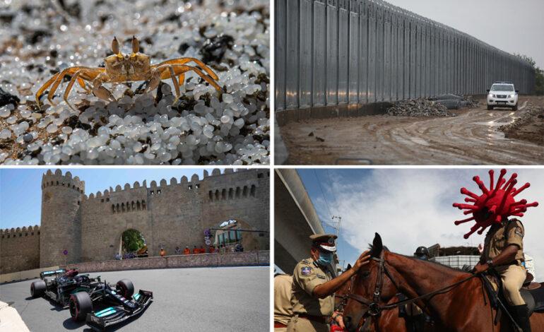 Η Ελλάδα που δεν «μασάει», η καταστροφή στη Σρι Λάνκα και ο κορονοϊός που καλπάζει