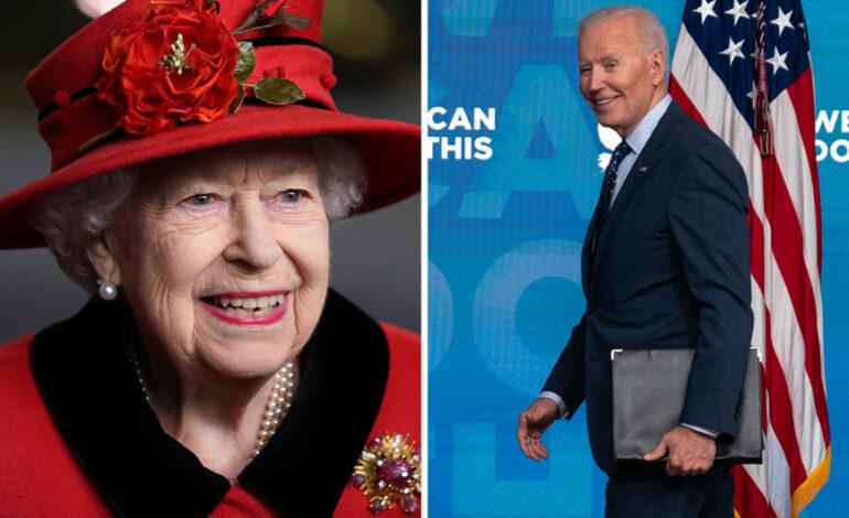 Η βασίλισσα Ελισάβετ θα δει τον Τζο Μπάιντεν στις 13 Ιουνίου