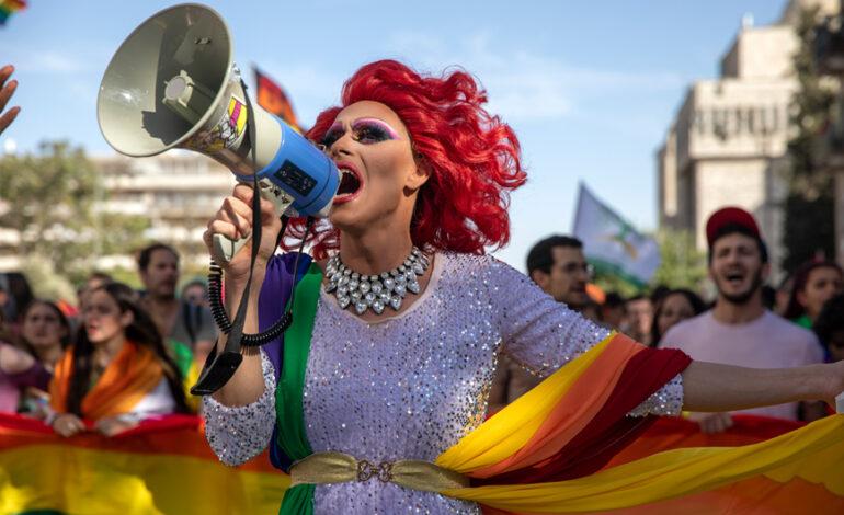 Ιερουσαλήμ: Πάνω από 5.000 κόσμου συγκέντρωσε το Gay Pride – Ισχυρή η αστυνομική παρουσία στην εκδήλωση
