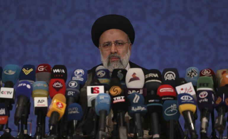 Ιράν: Δεν θέλει να συναντηθεί με τον Μπάιντεν ο Εμπραχίμ Ραϊσί