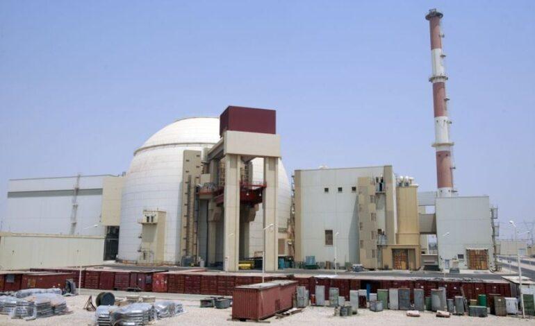 Ιράν: Προσωρινά εκτός λειτουργίας ο πυρηνικός σταθμός Μπουσέρ λόγω «τεχνικής βλάβης»