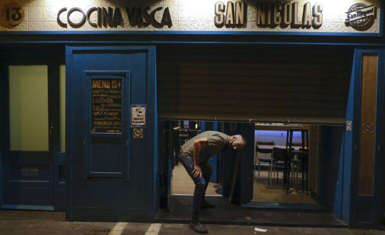 Ισπανία: Ανοίγουν τα κέντρα νυχτερινής διασκέδασης σε περιοχές με χαμηλά ποσοστά μόλυνσης κορονοϊού