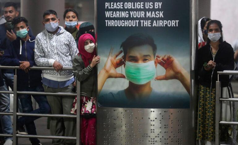 Κάτω από 100.000 τα νέα κρούσματα κορονοϊού στην Ινδία