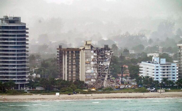 Κατάρρευση κτιρίου στο Μαϊάμι: Μεταξύ των 156 αγνοουμένων κι ένας 21χρονος ομογενής