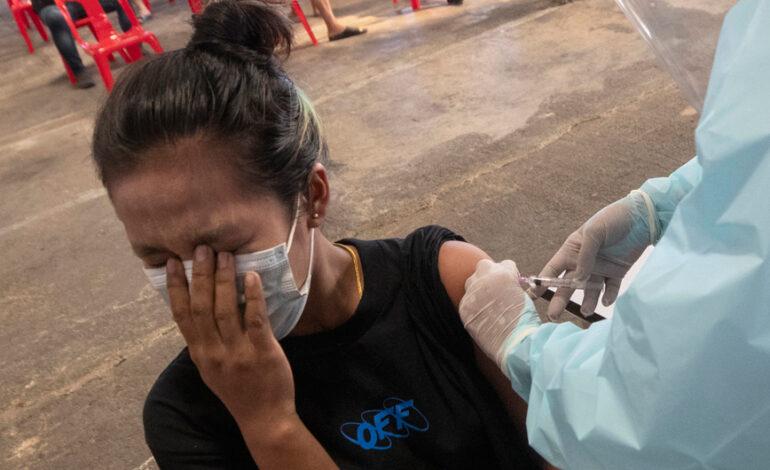 Κορονοϊός: Άρχισε σήμερα η εκστρατεία εμβολιασμού στην Ταϊλάνδη