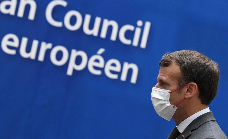 Μακρόν: Οι εντάσεις με την Τουρκία έχουν μειωθεί τις τελευταίες εβδομάδες, όμως θα παραμείνουμε σε επαγρύπνηση