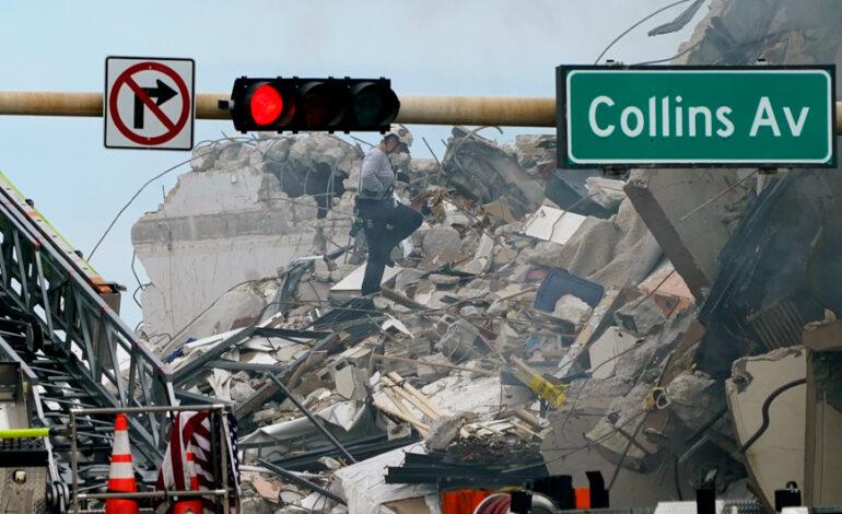 Μαϊάμι: Τρεις νεκροί και 12 τραυματίες από την κατάρρευση κτιρίου