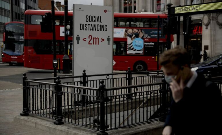 Μεγάλη Βρετανία: Αμφιβολίες για την άρση του lockdown στις 21 Ιουνίου