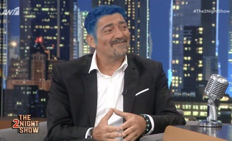 Μιχάλης Ιατρόπουλος: Κουράστηκα να φθείρω τον εαυτό μου