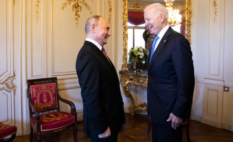 Μπάιντεν – Πούτιν: Κοινή διακήρυξη για τον έλεγχο των πυρηνικών – Συμφωνία για επιστροφή των πρεσβευτών