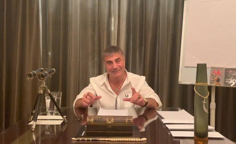 Ξαναχτύπησε ο Τούρκος αρχιμαφιόζος: «Έβαζα λεφτά στο πορτμπαγκάζ υπουργών»