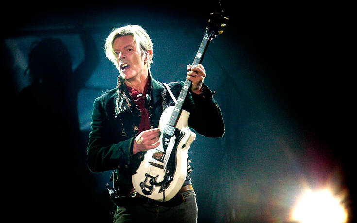 Πίνακας του David Bowie πουλήθηκε σε δημοπρασία για 108.120 δολάρια – Ο ιδιοκτήτης το είχε πάρει στα 5