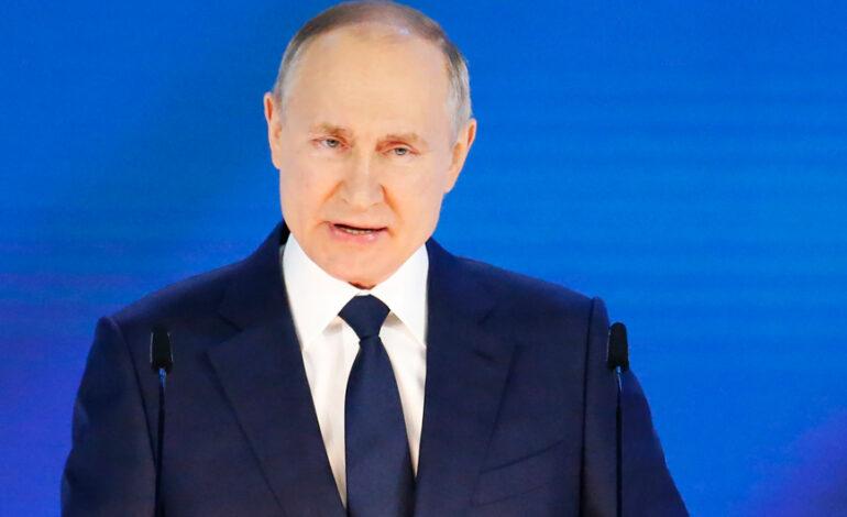 Πούτιν: Οι ΗΠΑ κάνουν το ίδιο λάθος που οδήγησε στην κατάρρευση της Σοβιετικής Ένωσης