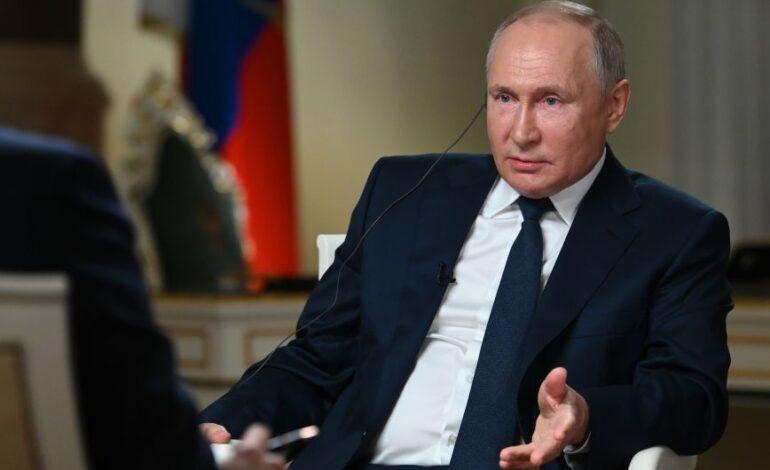 Πούτιν πριν τη συνάντηση με Μπάιντεν: Έτοιμοι για μια ανταλλαγή κρατουμένων