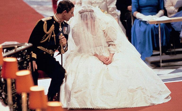 Πριγκίπισσα Νταϊάνα: Το εντυπωσιακό νυφικό με την ουρά μήκους 7,6 μέτρων σε νέα έκθεση