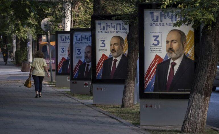 Πρόωρες βουλευτικές εκλογές στην Αρμενία στη σκία της ήττας στο Ναγκόρνο Καραμπάχ