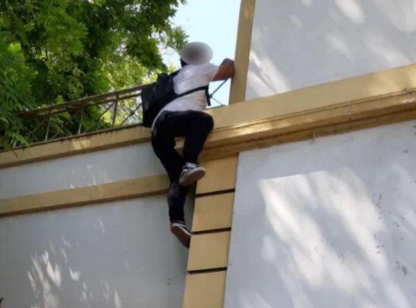 Ρόδος: Θρίλερ με ιδιοκτήτη καταστήματος που απειλεί να αυτοκτονήσει στο Πρωτοδικείο