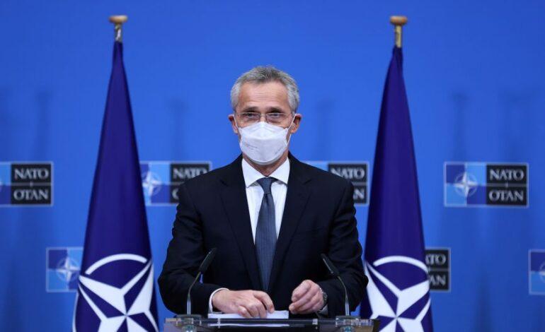 Στόλτενμπεργκ: Οι χώρες του ΝΑΤΟ πρέπει να ενισχύσουν την πολιτική τους έναντι της Κίνας
