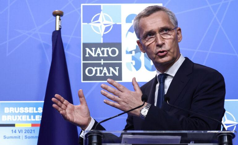 Στόλτενμπεργκ: Σήμερα ανοίγουμε ένα νέο κεφάλαιο για τη Συμμαχία μας