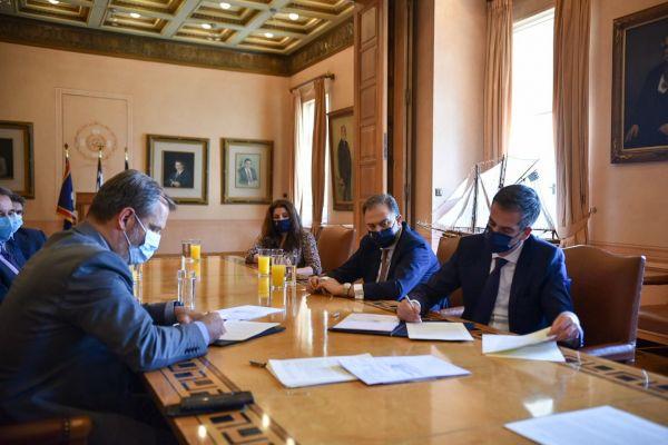 Συμφωνία Δήμου Αθηναίων – ΕΤΑΔ για την ανάπλαση του Λυκαβηττού