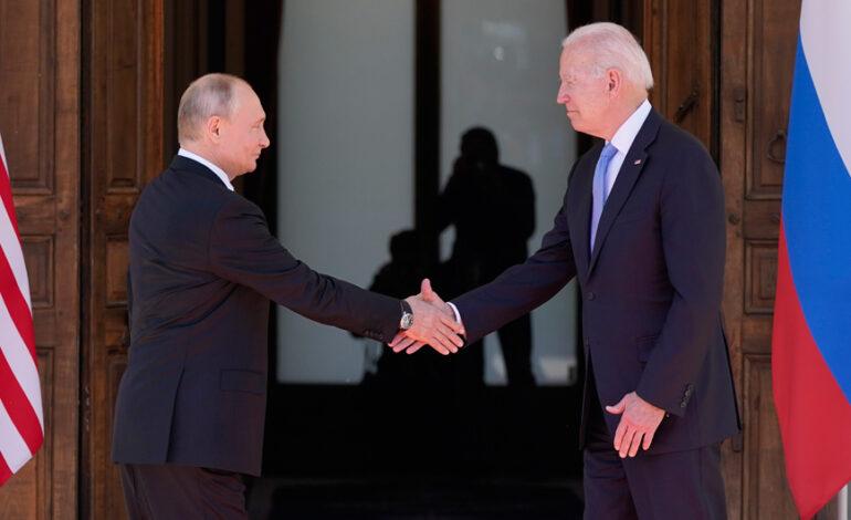 Συνάντηση Μπάιντεν – Πούτιν: Τι σημαίνει ότι επέλεξαν να κάνουν ξεχωριστές συνεντεύξεις τύπου