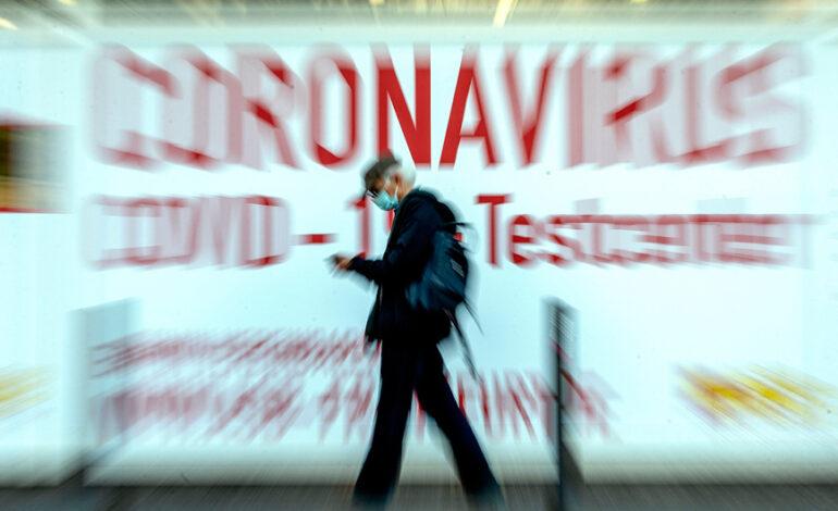Σχεδόν 5.000 νέα κρούσματα κορονοϊού στη Γερμανία