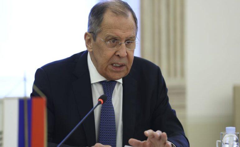 Σύνοδος κορυφής ΕΕ – Ρωσίας: Δεν γνωρίζει λεπτομέρειες η Μόσχα, σύμφωνα με τον Λαβρόφ