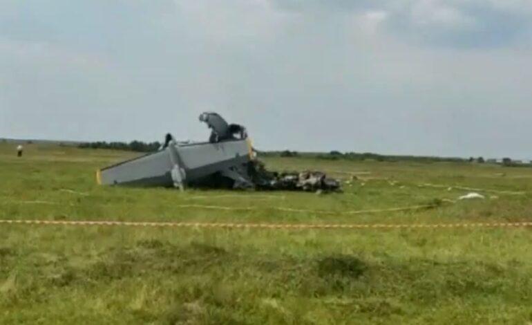 Τραγωδία στη Ρωσία: Τουλάχιστον εννέα νεκροί έπειτα από συντριβή δικινητήριου αεροπλάνου