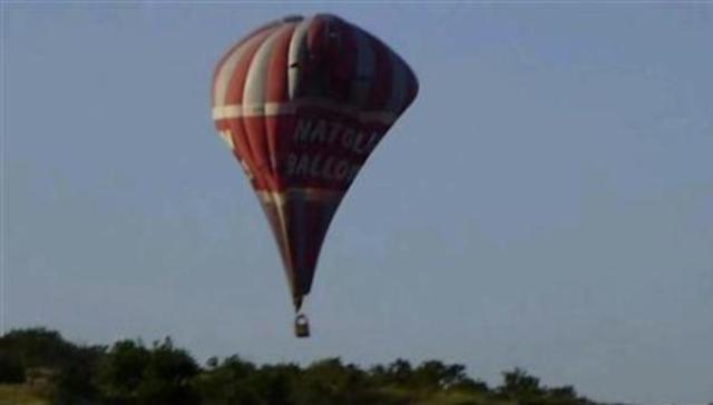 Τραγωδία στις ΗΠΑ: Πέντε νεκροί μετά από συντριβή αερόστατου στο Αλμπουκέρκι