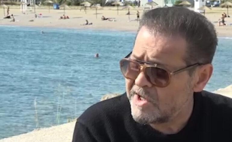 Χάρης Κωστόπουλος: Ίσως δεν είναι τόσο ποιοτικό το τραγούδι μου για την εκπομπή του Σπύρου Παπαδόπουλου