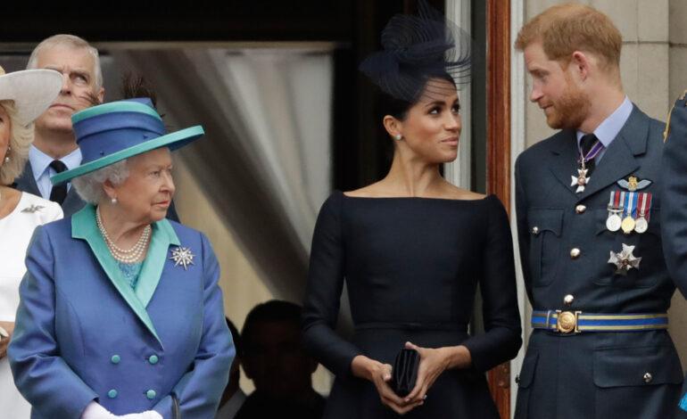 Χάρι – Μέγκαν: Πώς προέκυψε το όνομα της μικρής Λίλιμπετ Νταϊάνα και η αντίδραση της βασίλισσας
