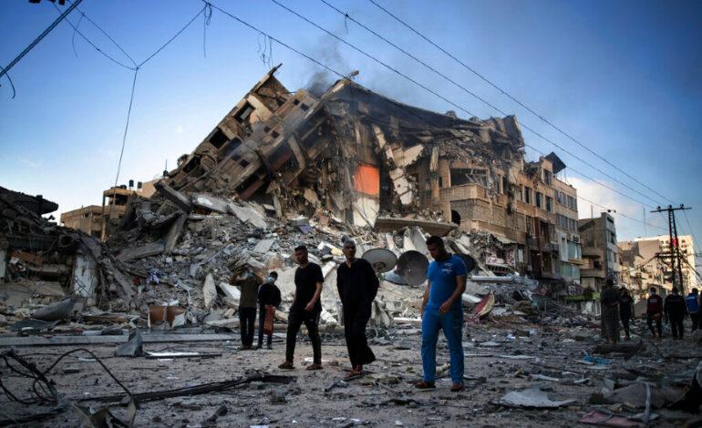 Γάζα: Ακόμη και τα ζώα πλήρωσαν το τίμημα του πολέμου