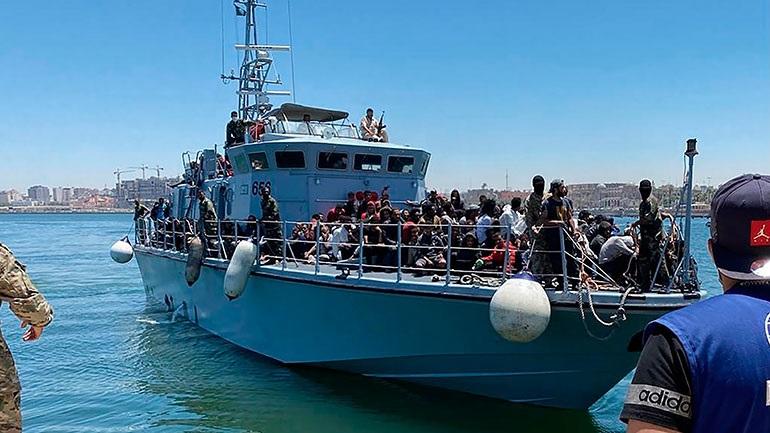Τυνησία: Διάσωση 178 μεταναστών στη Μεσόγειο που έφυγαν από τη Λιβύη – Δύο νεκροί