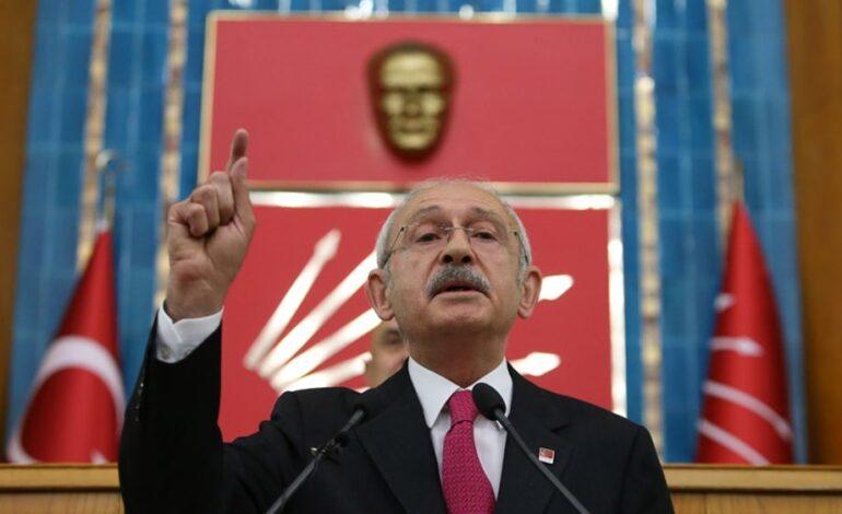 Κιλιτσντάρογλου: Κορυφαία στο ξέπλυμα χρημάτων η Τουρκία – Συγγενείς του Ερντογάν έχουν ψεύτικες εταιρείες