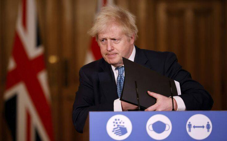 Bρετανία: Ο Μπόρις Τζόνσον «ενδέχεται» να κάνει διακοπές στο εξωτερικό το καλοκαίρι