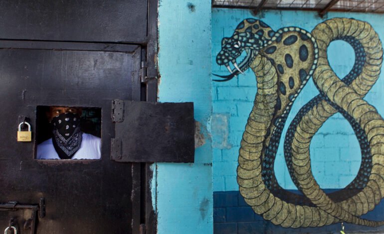 Barrio 18: Η πιο αιμοσταγής συμμορία στην Κεντρική Αμερική