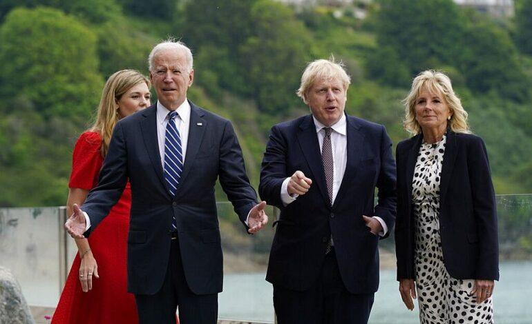 G7: «Ύμνοι» για Μπάιντεν μετά το πλήρες χάος με Τραμπ