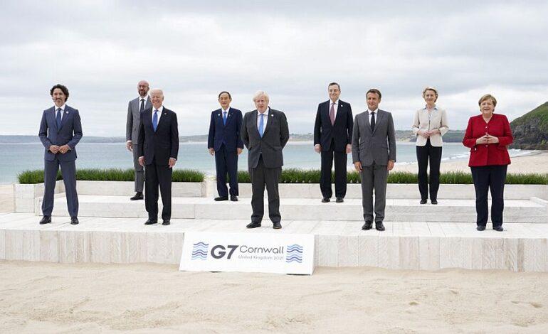 G7: Οι ηγέτες δεν αποκλείουν το ενδεχόμενο να ξέφυγε ο ιός από κάποιο εργαστήριο της Ουχάν
