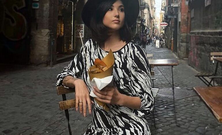 Giorgia Soleri: Έτσι λέει «καλημέρα» η σύντροφος του Νταμιάνο Νταβίντ