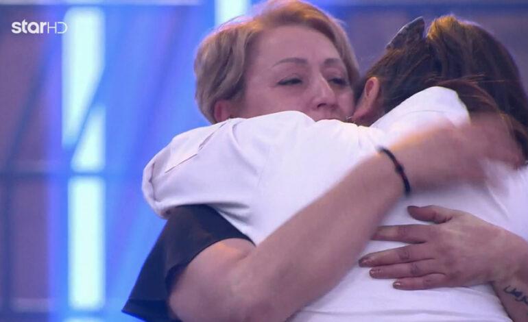MasterChef 5: Συγκινημένη η μητέρα της Μαργαρίτας Νικολαΐδη- «Είχαμε να βρεθούμε τρία χρόνια»